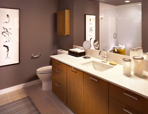 LEVEL Furnished Living - Bathroom